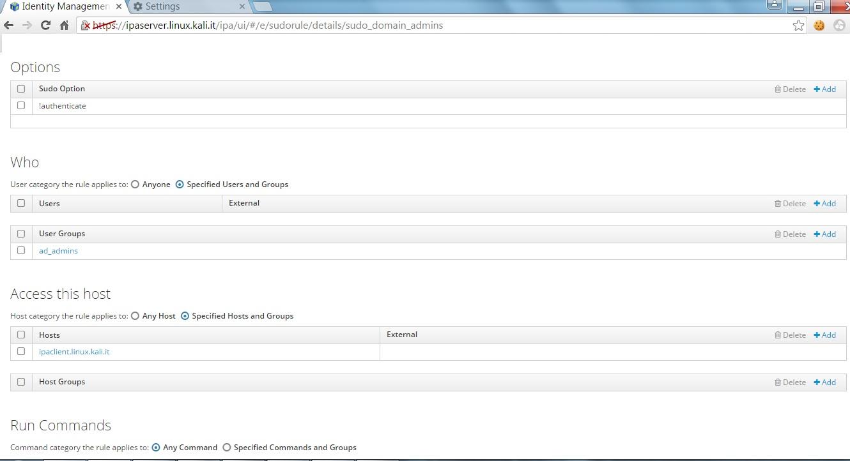 ssh kerberos authentication